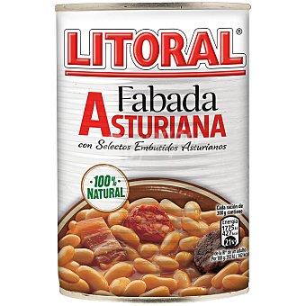 Litoral Fabada Asturiana clásica  Lata 435 g