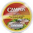 atún en aceite de girasol lata 260 g neto escurrido Campos