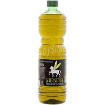Mendia Aceite de oliva virgen extra Botella 1 litro