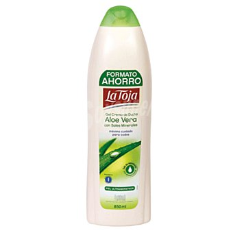 La Toja Gel de baño Aloe vera Botella de 800 ml
