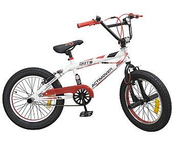 ACTIMOVER Bmx Bicicleta junior BMX Free Style de 18 pulgadas, ACTIMOVER.