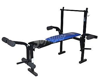 Fytter Banco de entrenamiento para brazos, pecho, hombros y piernas, BEW03X fytter