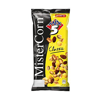 Grefusa Mister Corn Cóctel frutos secos Mix 5 1 bolsa 120 g