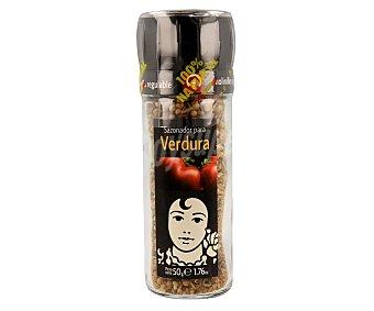 Carmencita Sazonador de verdura sensaciones de Madrás molinillo 48 g