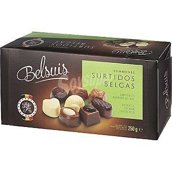 Belsuis Bombones surtidos belgas caja 250 g