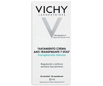 VICHY Tratamiento Crema anti-transparente 7 días 30 Mililitros