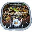 Sopes mallorquines Bandeja 320 g Be de Sal