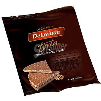 Delaviuda Torta de chocolate crujiente Tableta 150 g