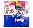 Pañales de aprendizaje talla 6 para niños de 15 a 23 kilogramos 30 unidades Moltex