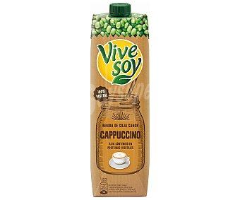 Vivesoy Bebida sabor capuchino Brik 1 litro