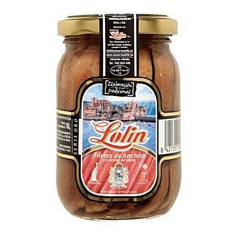 Conservas Lolin Anchoas tarro mediano 100 g