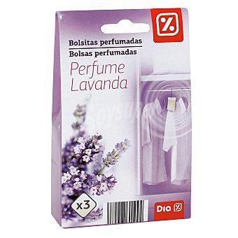 DIA Bolsita perfumada aroma lavanda caja 3 uds 3 uds