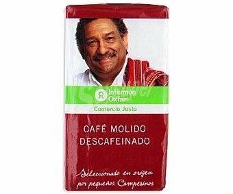 Intermón Oxfam Café descaféinado Intermón 250 g