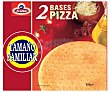 Bases de pizza Pack de 2 uds Frinca