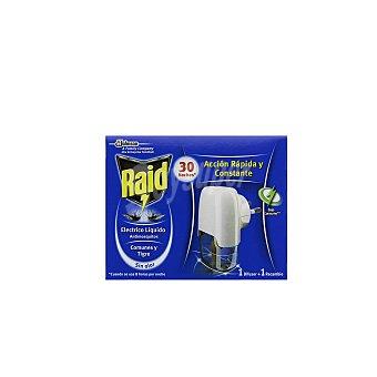 Raid Antimosquitos Eléctrico Líquido Aparato+ Recambio 30 ml