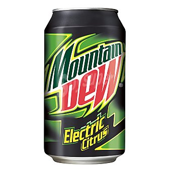 Mountain Dew Bebida Lata 330 ml