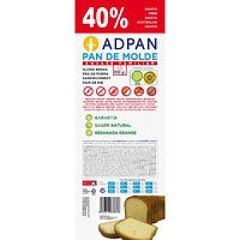 Adpan PAN MOLDE S/GLUTEN 600 GR
