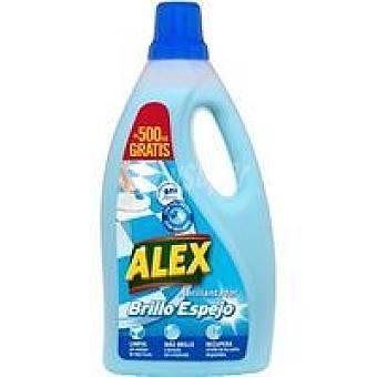 Alex Abrillantador de terrazo Botella 1,5 litros + 500 ml