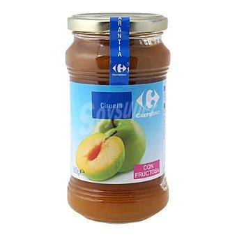 Carrefour Mermelada extra de ciruela con fructosa Diet - Sin Gluten 380 g