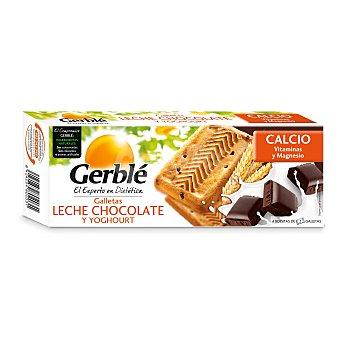 Gerblé Galletas de chocolate y yoghourt Paquete 230 g