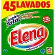 Detergente en polvo elena, maleta 45 dosis Maleta 45 dosis Elena