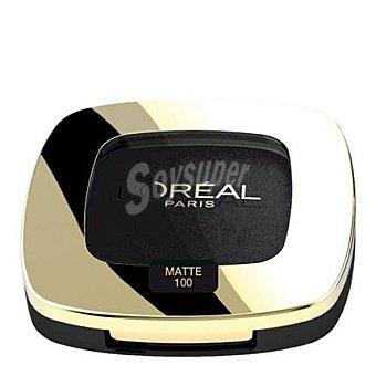 L'Oréal Sombra de ojos monochrome Matte nº 100 1 ud