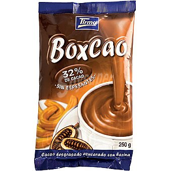 Tirma Box Cao Cacao soluble Bolsa 250 g