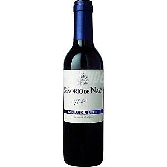 Señorio de Nava Vino tinto joven D.O. Ribera del Duero botella 375 cl Botella 375 cl