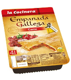 La Cocinera Empanada gallega de carne 500 g