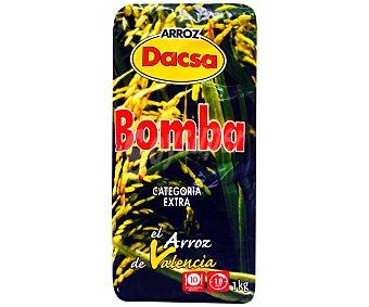 Dacsa Arroz bomba, categoría extra 1 Kilogramo