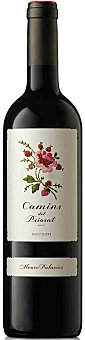 CAMINS DEL PRIORAT Vino tinto D.O. Priorat Botella 75 cl