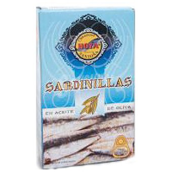 Hoya Sardinilla en aceite Lata 115 g