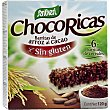 barritas de arroz al cacao  Pack de 6x20 g Santiveri