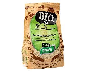 Santiveri Semillas de sésamo de agricultura ecológica 250 gramos