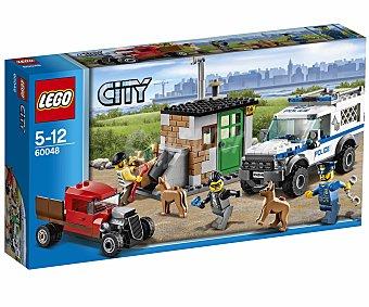 LEGO Juego de Construcción City Police, Unidad Canina de Policía, 60048 1 Unidad