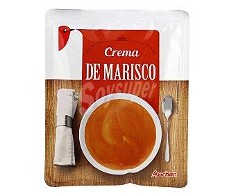 Auchan Crema deshidratada de marisco, 75 gramos