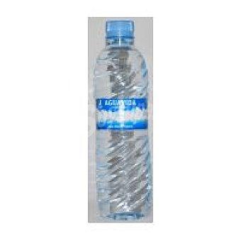 Aguavida Agua mineral Botellín 50 cl