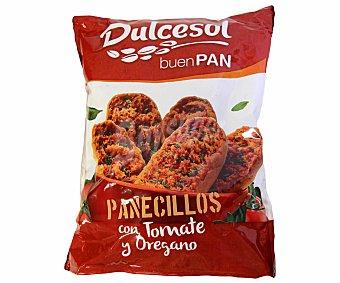 Dulcesol Panecillos Tostados Con Tomate y Oregano 160 gramos