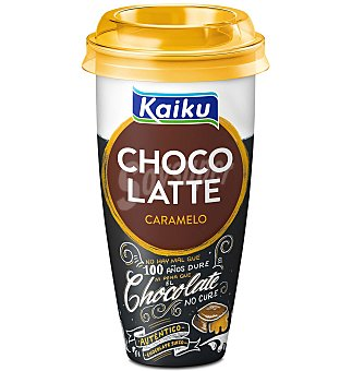 Kaiku Choco latte caramelo 230 ml
