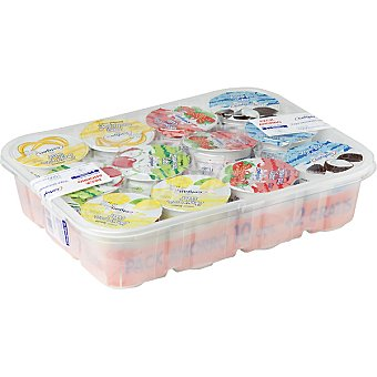 Celgan Yogur líquido sabor a frutas pack 12 unds. 135 g Pack 12 unds. 135 g