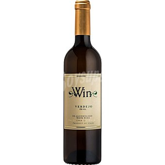 WIN vino blanco verdejo 0.5 de alcohol botella 75 cl botella 75 cl