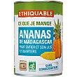 Piña entera de Madagascar ecológica en su jugo  lata 425 g Ethiquable