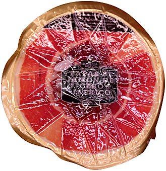 LA HACIENDA Jamón ibérico de cebo tapas Paquete de 100 g