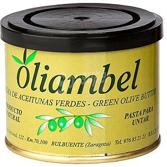 OLIAMBEL Paté crema de aceitunas negras Lata 200 g