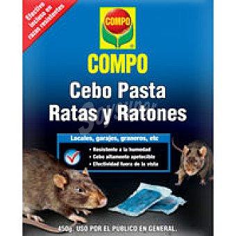 Compo Cebo para ratas Caja 450 g