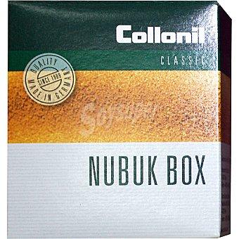 COLLONIL Nubuck Box Limpiador para piel y ante goma 1 unidad