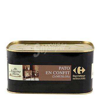 Carrefour Selección Muslos pato - Sin Gluten 700 g