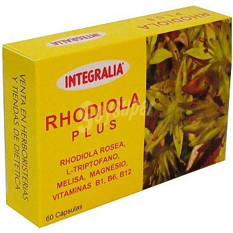 Integralia Rhodiola Plus vitalidad Envase 60 capsulas