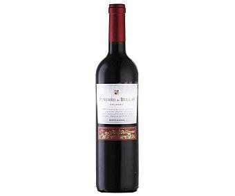 Señorío de Bullas Vino tinto crianza con denominación de origen Bullas Botella de 75 cl