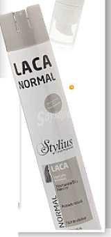 Deliplus Laca fijacion cabello normal acabado natural spray Bote 400 cc